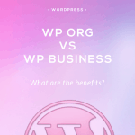 What are the benefits of WordPress Business?