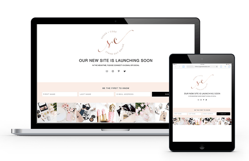 chloe-coming-soon-wordpress-theme-web-design-kit