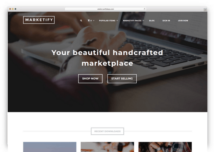 marketplace-wordpress-theme