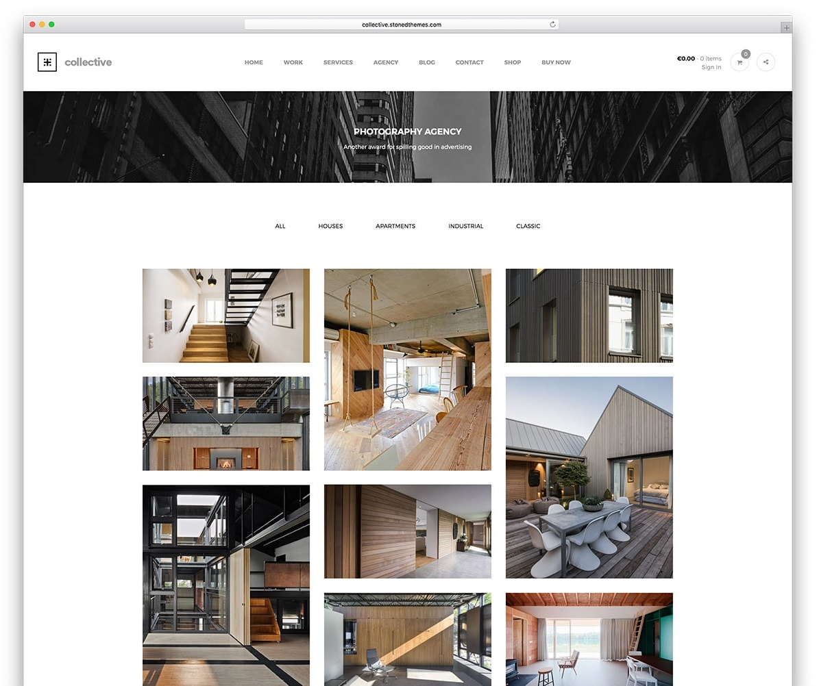 portfolio-wordpress-website