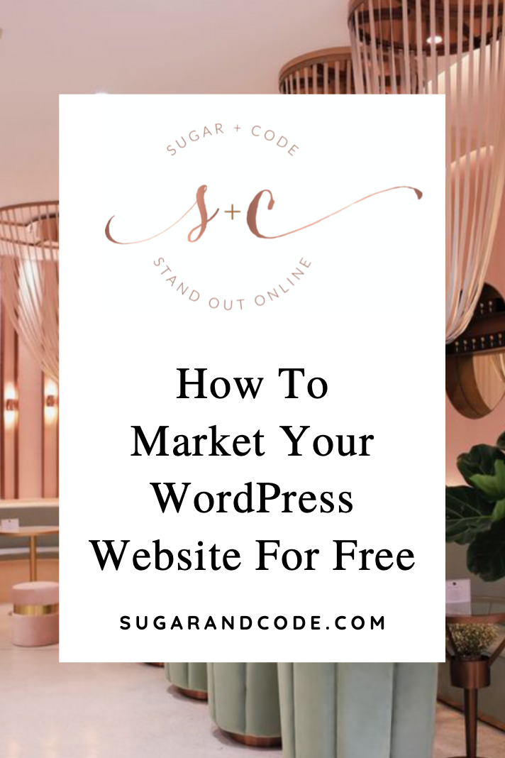 How to Market your WordPress Website for Free